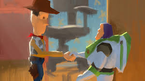 film toy story 3 color keys lighting pixels