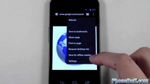 how to delete search history on android how to delete web browser history on android