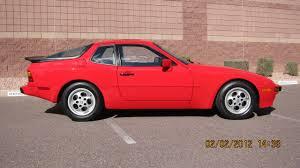 1987 porsche 944 sale 1987 porsche 944 passenger german cars for sale