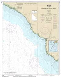 Map Of Florida Gulf Side by Modern Nautical Maps Of Florida 80 000 Scale Nautical Charts
