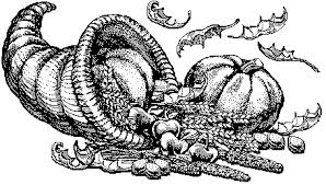 thanksgiving black and white free thanksgiving clipart clip 4