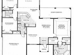 Waterfront Cottage Floor Plans by Beach House Single Storey Home Design Floor Plan Wa Floor