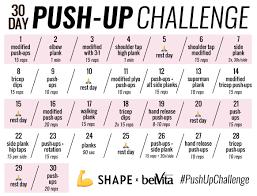 Challenge Up 30 Day Challenge Shape Magazine