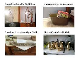 best gold spray paint ka styles