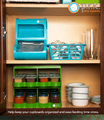 how to store food in cupboards pin on baby bottle sippy cup and baby food jar organizers