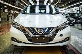 nissan canada leaf 2018 why nissan has a trick up its sleeve with the new leaf cleantechnica