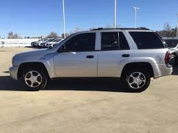 chevrolet trailblazer 2008 used 2008 chevrolet trailblazer ls for sale in denver co aurora