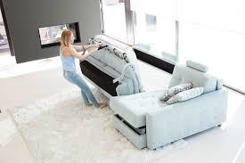 contemporary sofa bed bolero famaliving montreal