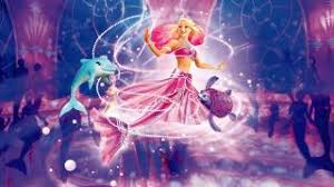 barbie pearl princess movie review