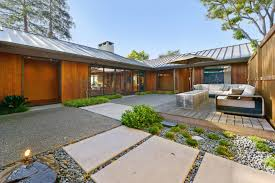 photo 2 of 6 in a quintessential midcentury home goes leed