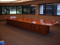 Western Conference Table Executive Conference Table Finewoodworking