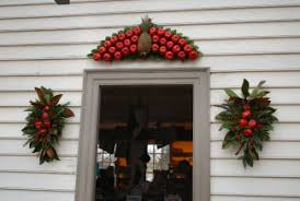 out of the kitchen and onto the door williamsburg virginia