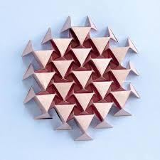 Origami Paper Works - 37 modular origami works by ekaterina lukasheva junk host