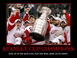 Red Wings Meme - the detroit red wings are the stanley cup chions yawn