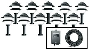 Malibu Led Landscape Lights Malibu Led Landscape Lighting Kits Lighting Ideas