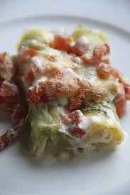 cuisiner le chou pointu recette de cannellonis au chou pointu et à la ricotta la recette
