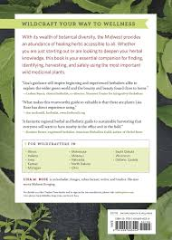illinois native plant guide midwest medicinal plants identify harvest and use 109 wild