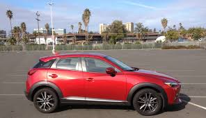 mazda cx3 2016 mazda cx 3 debuts well in tough small suv field