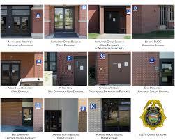 Ku Edwards Campus Map Kansas Law Enforcement Training Center