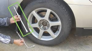 lexus wheel lock key master set how to loosen lug nuts 14 steps with pictures wikihow