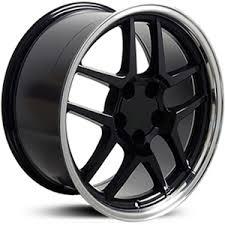 corvette wheels corvette 04 factory oe replica wheels rims