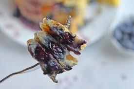 blueberry lemon ricotta pancakes savory experiments
