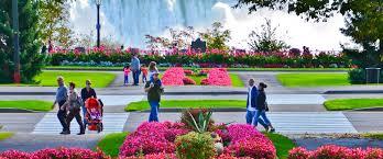 Botanical Gardens Niagara Falls Park Niagara Falls Ontario Canada Toniagara