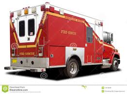 ambulance fire rescue truck royalty free stock images image