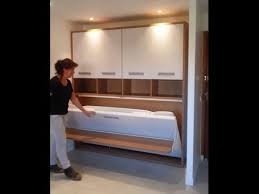 lit escamotable avec bureau armoire lit escamotable avec bureau
