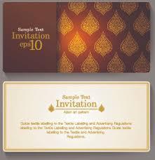 birthday invitation cards design free vector download 13 232 free