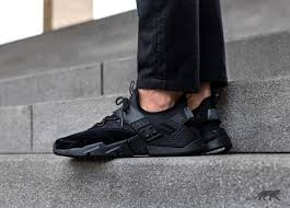 nike air huarache drift premium black 76 97 free shipping
