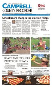 campbell county recorder 081816 by enquirer media issuu
