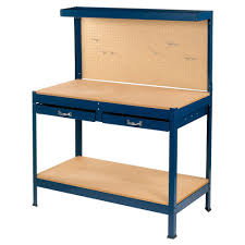 ideas for workbench with drawers design 25664