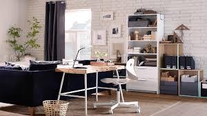 bureau dans salon mon bureau dans le salon