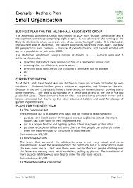 business plan samples one page template power cmerge