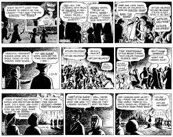 blog library of american comics