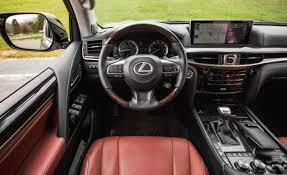 Lexus Lx Interior Pictures 2018 Lexus Lx 570 Release Date Redesign Us Suv Reviews