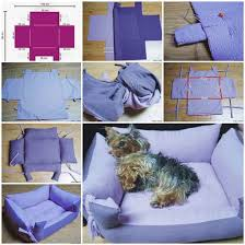 Cat Bed Pattern Diy Couch Pet Bed