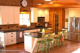 kitchen room 2017 white kitchen in log home creative cain cabin