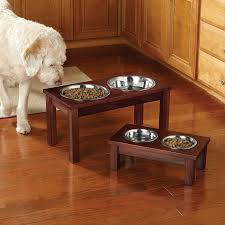 Elevated Dog Bed With Stairs Dog Bowls Dog Feeders U0026 Food Storage Orvis