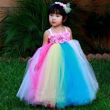 popular tutu rainbow dresses buy cheap tutu rainbow dresses lots