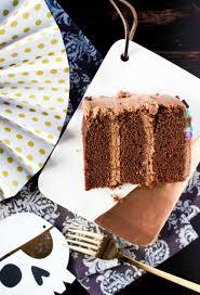 rich chocolate birthday cake audrey u0027s 74