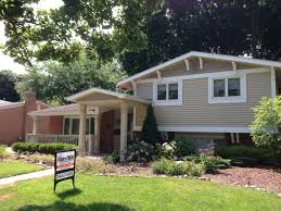 tri level home before after construction remodeling gallery bilt of