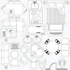 simple floor plan online kitchen stencil designs vector play