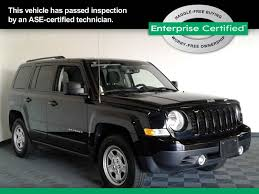 used black jeep patriot for sale edmunds