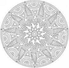 images printable hard geometric coloring pages geometrip