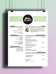 find resume beuatiful resume design be creative find us on etsy 3 creative