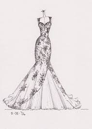 design dress the 25 best dress illustration ideas on dress drawing