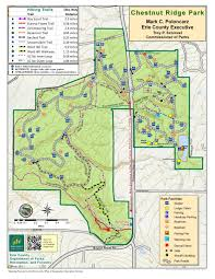 parks map shelter map erie county parks recreation and forestry