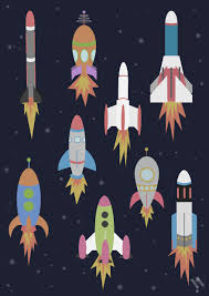 rocket ship je m u0027appelle yzabelle clip art library